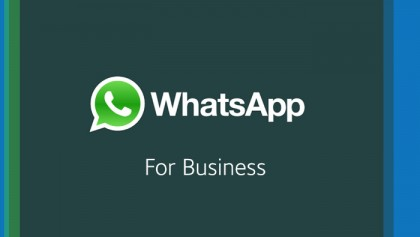 Enfim, o WhatsApp para empresas!